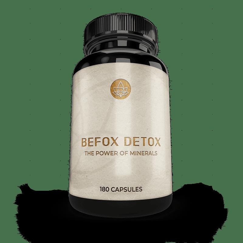 Befox Detox Packung kaufen